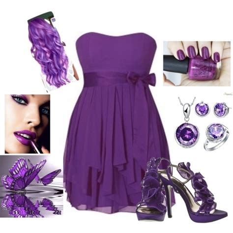 268 best Clothes violet images on Pinterest | Purple outfits Purple shirt outfits and Violet ...