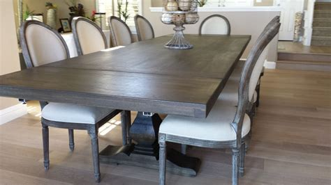 Square Dining Room Table For