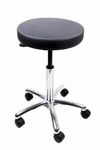 Bar A Roulette : tabouret roulettes si ge rond tabouret massage sissel ~ Teatrodelosmanantiales.com Idées de Décoration