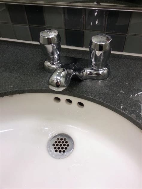 is sink water bad for you bad design