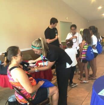 physician assistant students community service keiser
