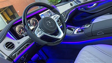This is an exceptionally impressive car with. 2018 Mercedes S-CLASS Interior | S-560 - YouTube