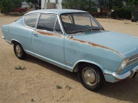 Opel Kadett B by Kool Kiemencoupe 1966 Opel Kadett B