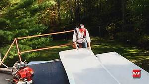How To Install A Low Slope Roofing System