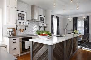 modern kitchen ideas with white cabinets modern farmhouse kitchens house of hargrove