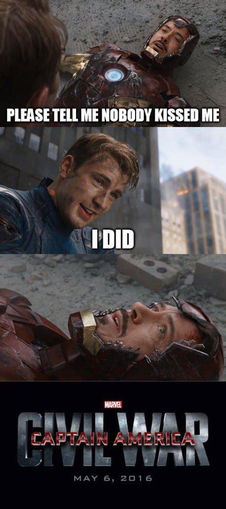 American Civil War Memes - captain america civil war memes wonder why iron man and cap go to war