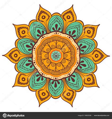 Free svg, dxf, png, eps, & jpg files. Mandala Vector Design Element. Round ornament decoration ...