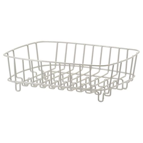 sink baskets and drainers atlant dish drainer rinsing basket silver colour 32x36 cm