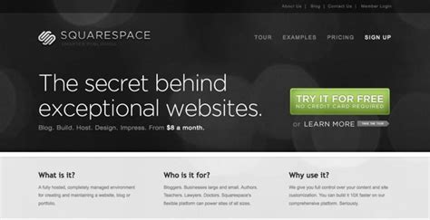 squarespace five squarespace alternatives five other choices you