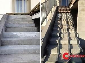 Lame De Terrasse Composite Longueur 4m : comment r aliser un escalier en lames composites ~ Melissatoandfro.com Idées de Décoration