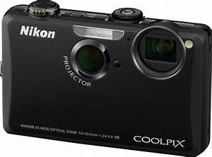 Nikon Coolpix S1100pj Manual User Guide And Specification