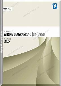 Volvo S40 Wiring Diagram 2005