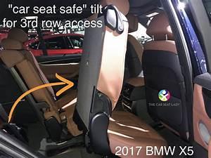The Car Seat Ladybmw X5