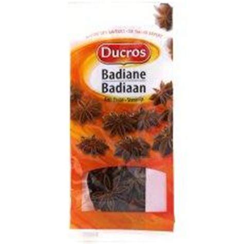 etoile de badiane cuisine badiane ducros 25g tous les produits epices aromates