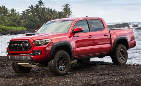 Toyota Tacoma Fuel Economy by 2018 Tacoma Specs Motavera