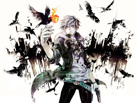 Anime Vire Boy Wallpaper - other anime background wallpapers on