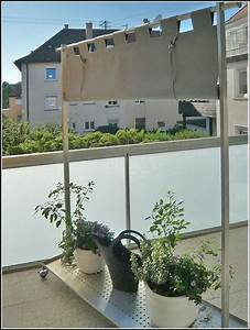 Balkon Sichtschutz Stoff Grn Balkon House Und Dekor