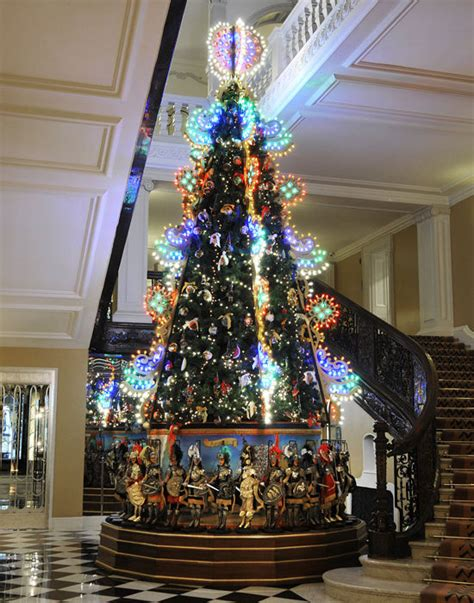 hand crafted designer trees luxe christmas tree