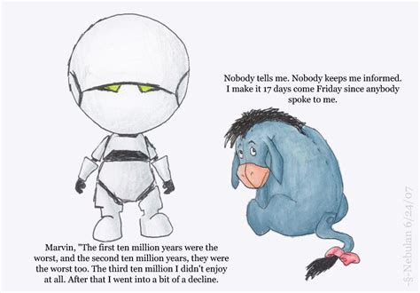 marvin the paranoid android quotes marvin the depressed robot quotes quotesgram