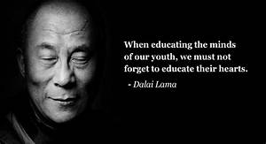 Lao Tzu and Dalai Lama Inspirational Quotes about Living ...