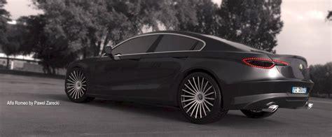 Alfa Romeo 169 Concept Study