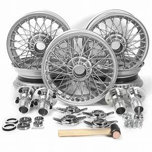 Wire Wheel Conversion Kit  Mgb Tube Axle