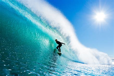 waves, Nature, Surfing Wallpapers HD / Desktop and Mobile ...
