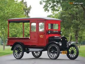 Ford Model T Huckster Truck 1924 images (640x480)