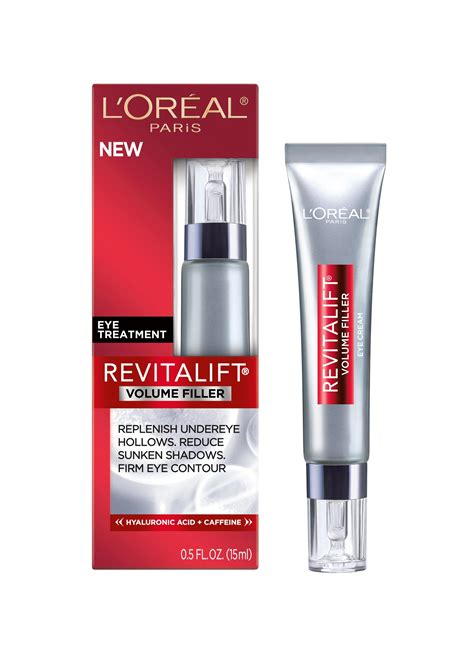 Anti Aging Eye Cream - L'Oréal Revitalift Volume Filler