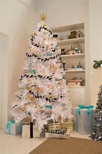 Künstlicher Weihnachtsbaum Fertig Dekoriert : weisser tannenbaum 60 elegante interpretationen ~ Sanjose-hotels-ca.com Haus und Dekorationen