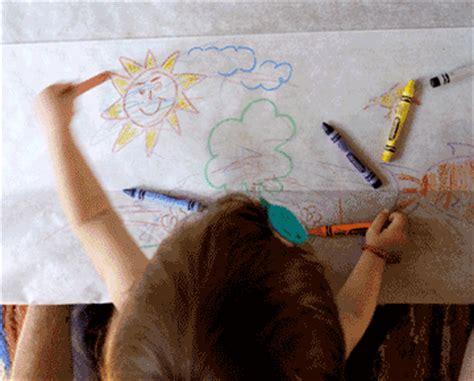 bilder und animierte gifs von kinder malen gifmania