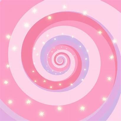 Gifs Spiral Stars Shimmering Heart Hearts Ago