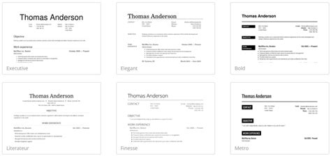 Creating A Cv For Free by 3 Free Apps For Creating A Cv In 5 Minutes Jobisjob