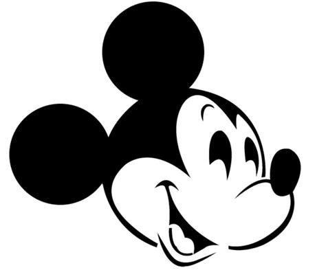 mickey mouse printable templates