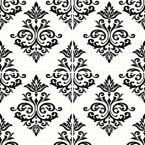 contour pallade kitchen bathroom black white wallpaper