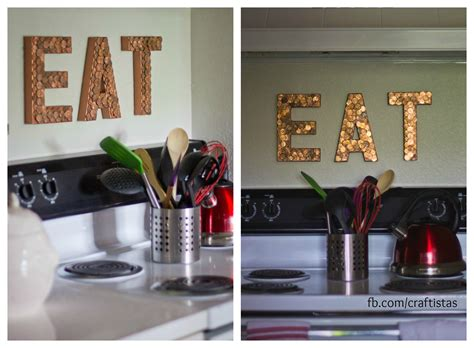 diy kitchen decor weekend diy crafting roundup craftistas Diy Kitchen Decor
