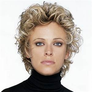 Coiffure Femme Mi Long : coiffure cheveux mi long boucles ~ Melissatoandfro.com Idées de Décoration