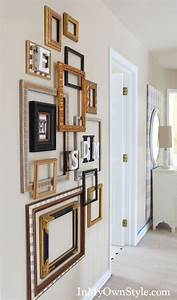 Wall decor and photo frames : Best ideas about frame wall decor on