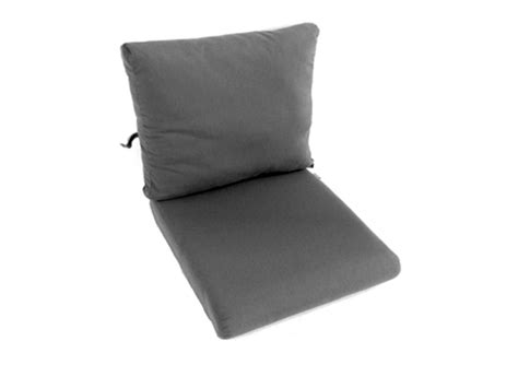 meadowcraft somerset replacement cushions chair seat