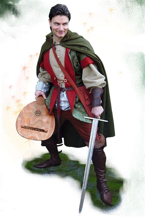 costume bard medieval fantasy costumes  sale avalon