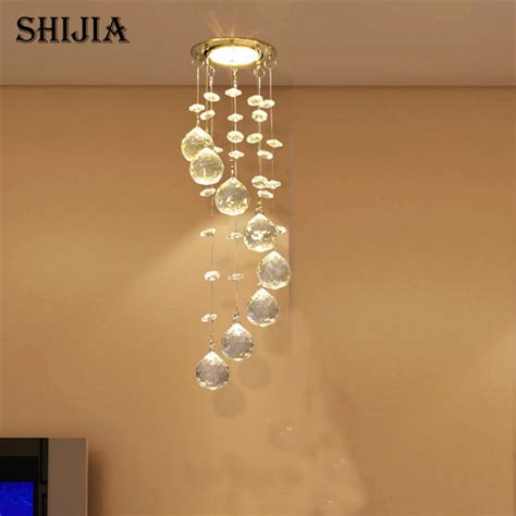 modern ceiling light fixture spiral l