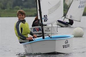 Optimists At Bowmoor Sailing Club39s Oppy Camp