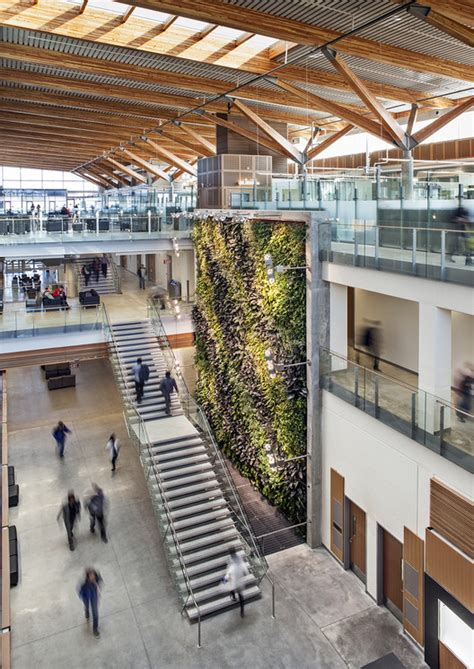University Of Windsor Cei  B+h Archdaily