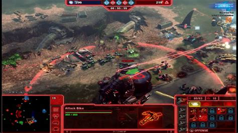 in a nod to command conquer 4 gameplay pc hd