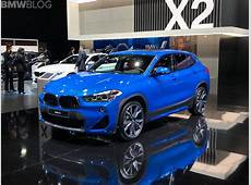 BMW X2 Product Manager talks about BMW's newest SAV in Detroit