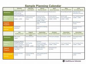safety training calendar template - healthsource solutions capabilities overview