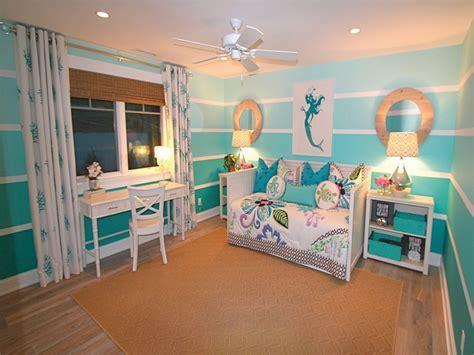 Tropical Bathroom Decor, Beach Themed Teen Bedroom Ideas