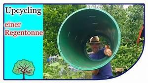 Sockel Für Regentonne Selber Bauen : upcycling regenfass wassertone zu einem komposter youtube ~ Watch28wear.com Haus und Dekorationen