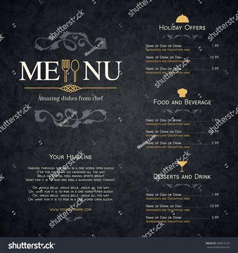 $$ • coffee roasteries, coffee shops. Restaurant Menu Design Vector Brochure Template Stock ...