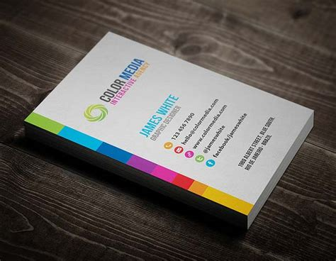 Creative Examples Of Business Card Design